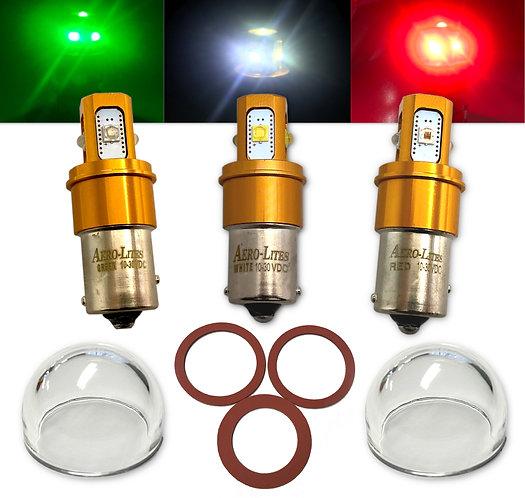 "Stellar ""GOLD"" Series - LED Replacement Nav Bulbs"