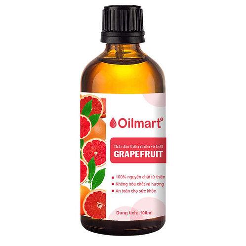 Tinh Dầu Thiên Nhiên Vỏ Bưởi Oilmart Essential Oils Grapefruit
