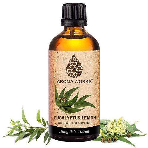 Tinh Dầu Thiên Nhiên Bạch Đàn Chanh Aroma Works Essential Oil Eucalyptus Lemon