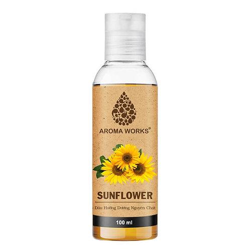 Dầu Hướng Dương Nguyên Chất Aroma Works Sun Flower Oil 100ml