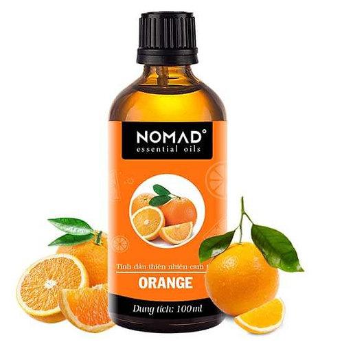Tinh Dầu Thiên Nhiên Vỏ Cam Nomad Orange Essential Oil