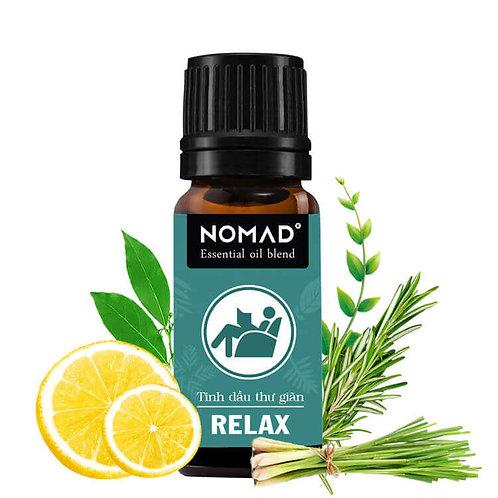 Tinh Dầu Thư Giãn Nomad Essential Oil Blend - Relax