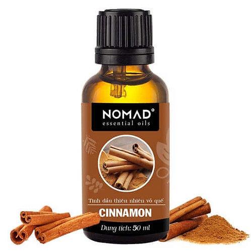 Tinh Dầu Thiên Nhiên Vỏ Quế Nomad Cinnamon Essential Oil