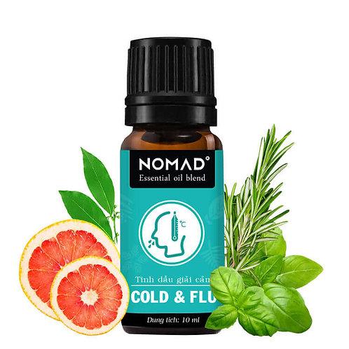 Tinh Dầu Giải Cảm Nomad Essential Oil Blend - Cold & Flu