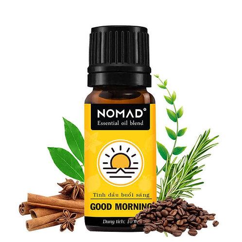 Tinh Dầu Buổi Sáng Nomad Essential Oil Blend - Good Morning