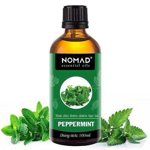 Tinh Dầu Thiên Nhiên Bạc Hà Nomad Peppermint Essential Oil
