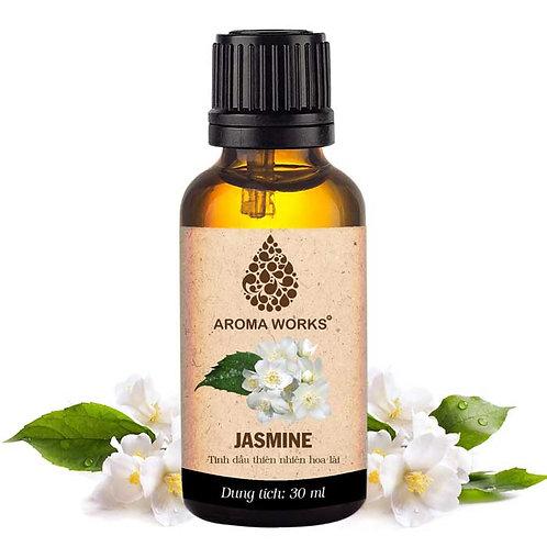Tinh Dầu Thiên Nhiên Hoa Lài Aroma Works Essential Oil Jasmine