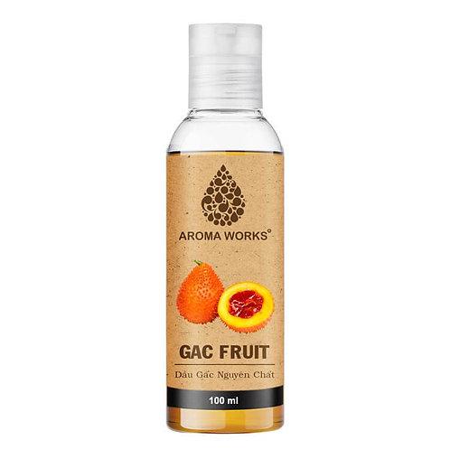 Dầu Gấc Nguyên Chất Aroma Works Gac Fruit Oil 100ml