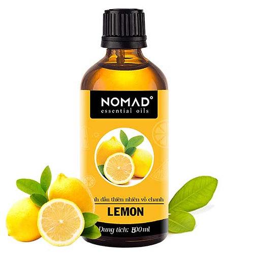 Tinh Dầu Thiên Nhiên Vỏ Chanh Nomad Lemon Essential Oil