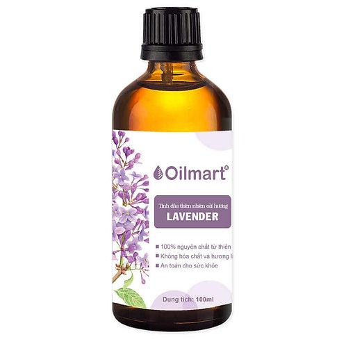 Tinh Dầu Thiên Nhiên Oải Hương Oilmart Essential Oils Lavender