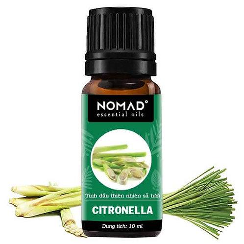 Tinh Dầu Thiên Nhiên Sả Tươi Nomad Essential Oil Citronella