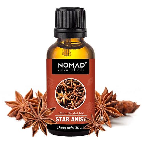 Tinh Dầu Thiên Nhiên Đại Hồi Nomad Star Anise Oil