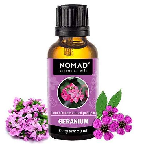 Tinh Dầu Thiên Nhiên Phong Lữ Nomad Geranium Essential Oil