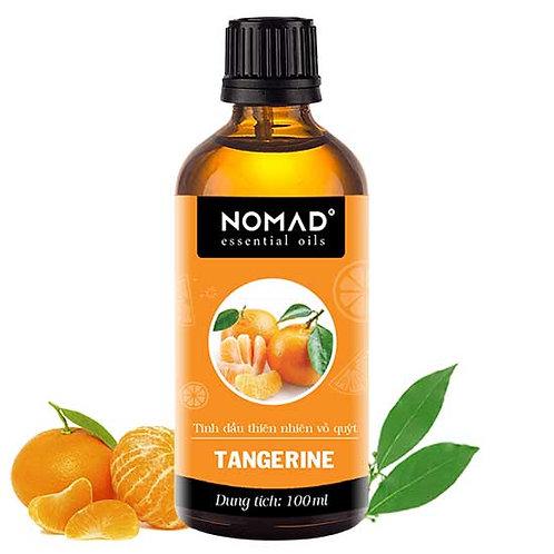 Tinh Dầu Thiên Nhiên Vỏ Quýt Nomad Tangerine Essential Oil