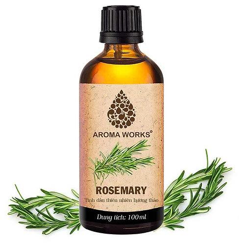 Tinh Dầu Thiên Nhiên Hương Thảo Aroma Works Essential Oil Rosemary