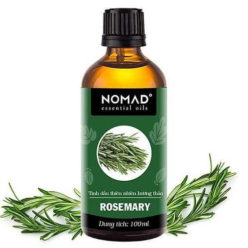 Tinh Dầu Thiên Nhiên Hương Thảo Nomad Rosemary Essential Oil