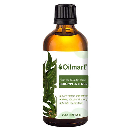 Tinh Dầu Thiên Nhiên Bạch Đàn Chanh Oilmart Essential Oils Eucalyptus Lemon