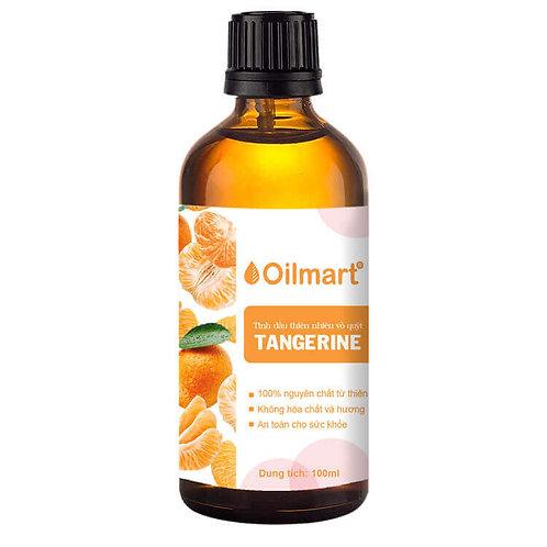 Tinh Dầu Thiên Nhiên Vỏ Quýt Oilmart Essential Oils Tangerine