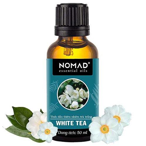 Tinh Dầu Thiên Nhiên Trà Trắng Nomad White Tea Essential Oil