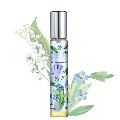 Nước Hoa Tinh Dầu Aroma Works Lily Essential Oil Perfume 10ml