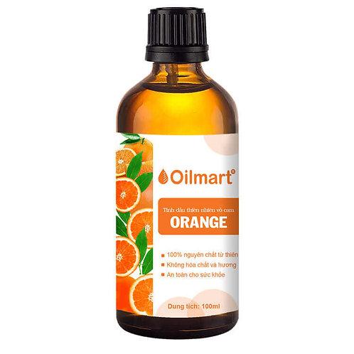 Tinh Dầu Thiên Nhiên Vỏ Cam Oilmart Essential Oils Orange