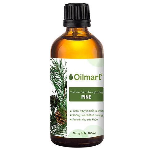 Tinh Dầu Thiên Nhiên Gỗ Thông Oilmart Essential Oils Pine