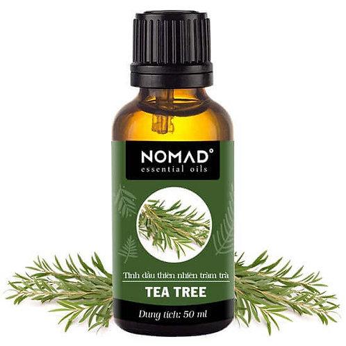 Tinh Dầu Thiên Nhiên Tràm Trà Nomad Tea Tree Essential Oil