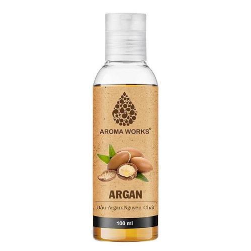 Dầu Argan Nguyên Chất Aroma Works Argan Oil 100ml