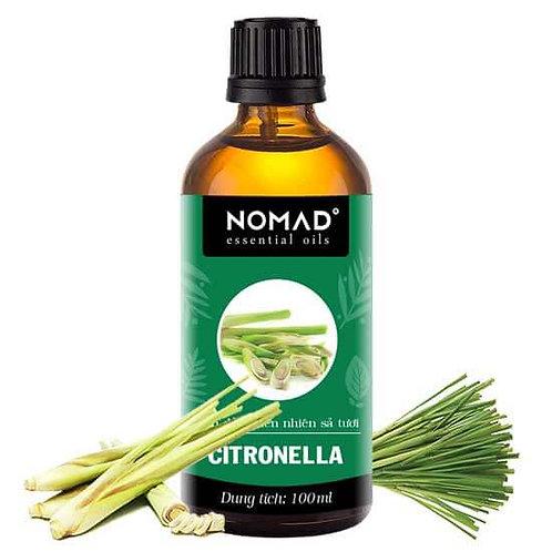 Tinh Dầu Thiên Nhiên Sả Tươi Nomad Citronella Essential Oil