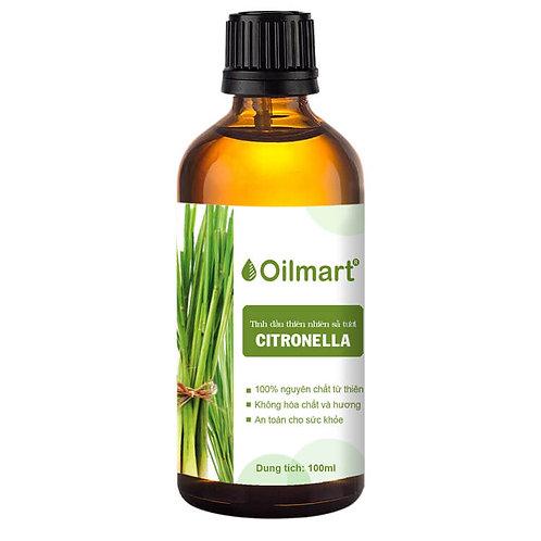 Tinh Dầu Thiên Nhiên Sả Tươi Oilmart Essential Oils Citronella
