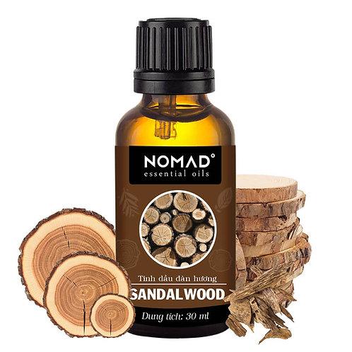 Tinh Dầu Thiên Nhiên Đàn Hương Nomad Sandalwood Oil