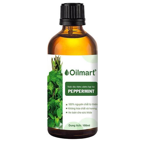 Tinh Dầu Thiên Nhiên Bạc Hà Oilmart Essential Oils Peppermint