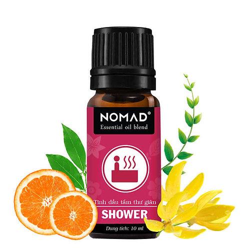 Tinh Dầu Tắm Thơm Nomad Essential Oil Blend - Shower