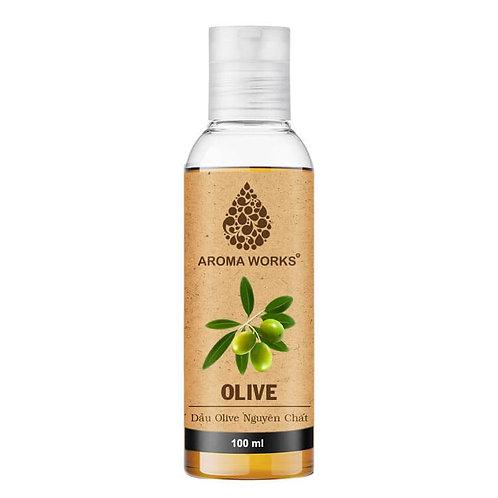 Dầu Ô liu Nguyên Chất Aroma Works Olive Oil 100ml