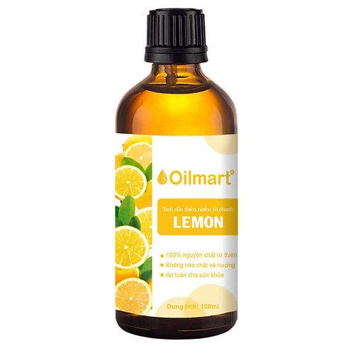 Tinh Dầu Thiên Nhiên Vỏ Chanh Oilmart Essential Oils Lemon