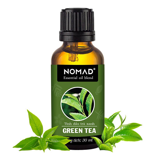 Tinh Dầu Trà Xanh Nomad Green Tea Essential Oil Blend