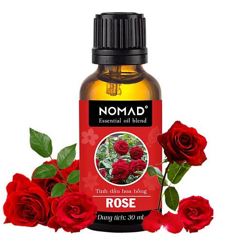Tinh Dầu Hoa Hồng Nomad Rose Essential Oil Blend