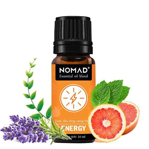 Tinh Dầu Tăng Năng Lượng Nomad Essential Oil Blend - Energy