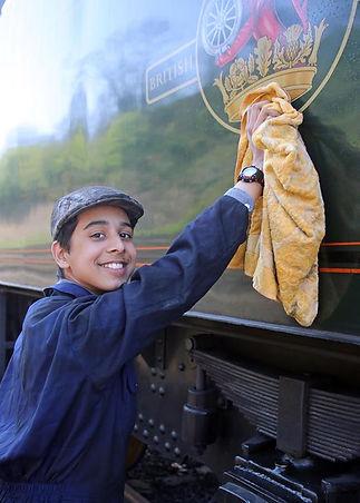 Harun Bashir Great Model Railway Challen