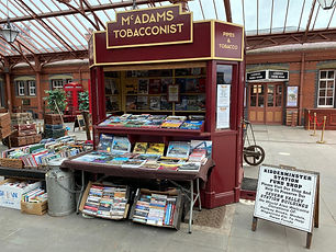 Kidderminster book shop