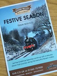 Festive season services