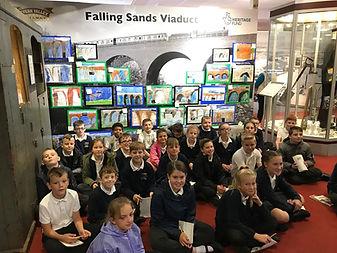 Children from Sutton Park Community Scho