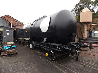G Phillips 10.19 Regent Tank 345 in its