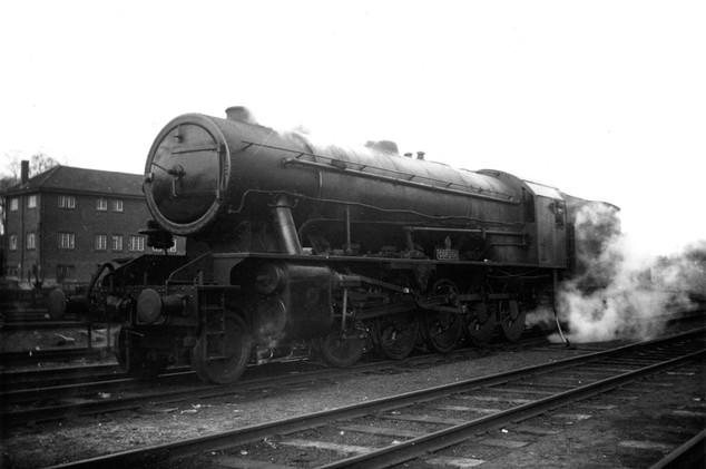 Longmoor Military Railway 600 Gordon, undated.