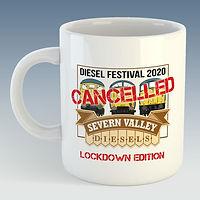 SVR Diesels 2020 Diesel Gala Mug - Lockd