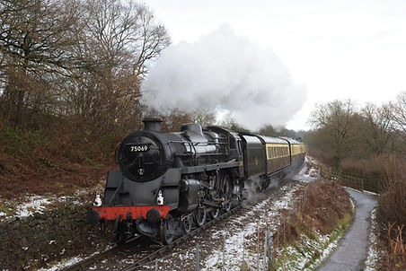 75069 makes light work of its 4 coach tr