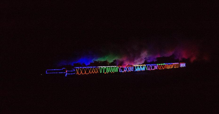 Steam in Lights 3rd December 2020_1. Ken