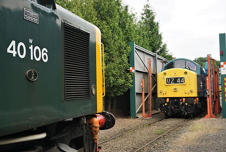 40106 and 40145 Kidderminster 21st July