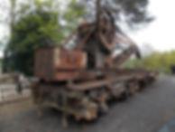 G Phillips 10.19 GWR 6 Ton Hand Crane 44