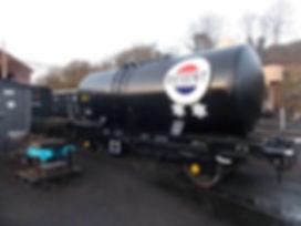 Regent Tank Wagon 345 following repainti